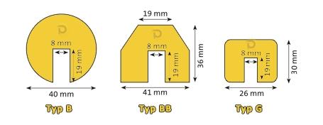 Profile elastyczne - ochrona krawedzi