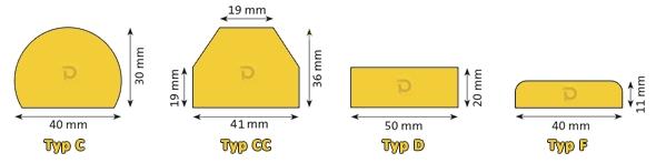 Profile elastyczne - ochrona powierzchni