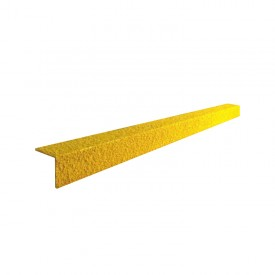 Nakładka na krawędzie GRP żółta