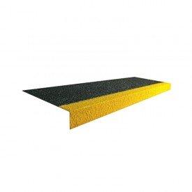 Nakładka na krawędzie GRP żółto-czarna
