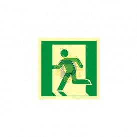 Wyjście ewakuacyjne (lewostronne)