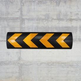 Kauczukowe zabezpieczenie ochrona ściany
