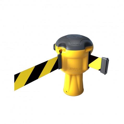 Głowica Skipper żółta z taśmą 9 m