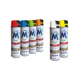 Aerozole znakujące M-Markers