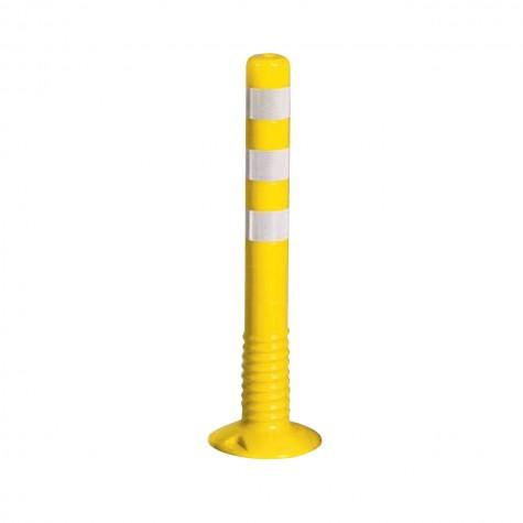 Słupki elastyczne żółte