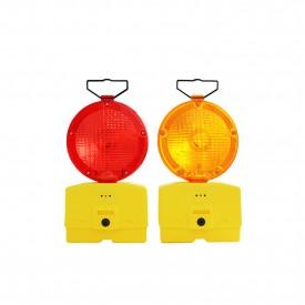 Lampa drogowa sygnalizacyjna