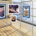 Metalowe konstrukcje ekspozycyjne