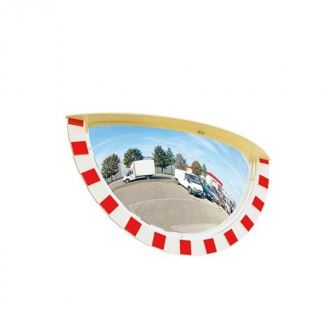 Lustra drogowe szerokokątne