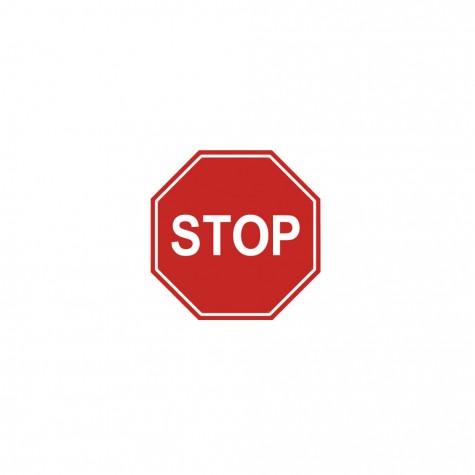 Znaczniki podłogowe STOP