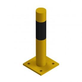 Odbojnice słupowe do przykręcenia Ø60,3xH600 mm