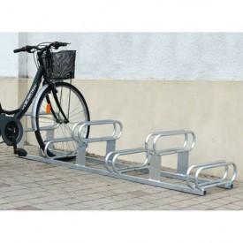 Stojak rowerowy dwupoziomowy