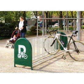 Stojak rowerowy 16-miejscowy