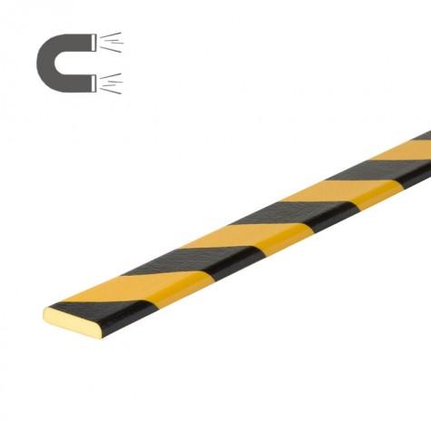Profil magnetyczny-ochrona powierzchni typ F