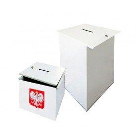 Urny wyborcze metalowe