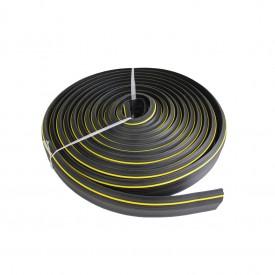 Listwy kablowe gumowe