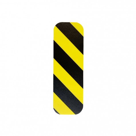 Znaczniki podłogowe żółto-czarne 5s