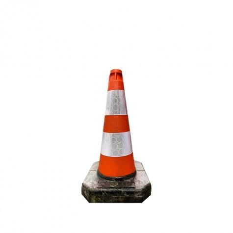 Pachołek drogowy odblaskowy MPL 50 cm