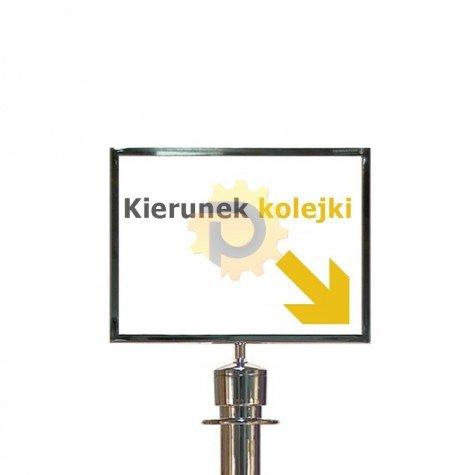 Ramki informacyjne dekoracyjne