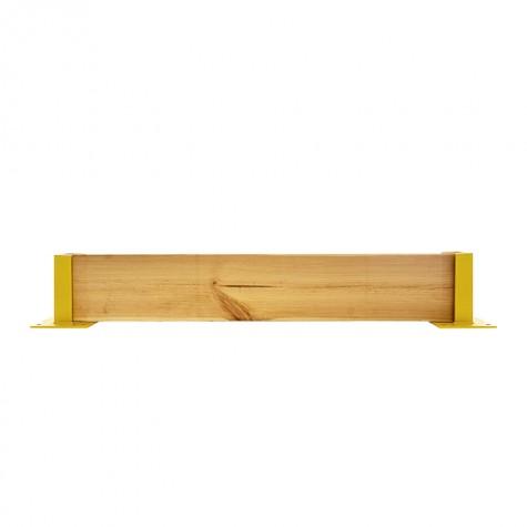 Osłona regałów drewniana pojedyncza wys. 20 cm