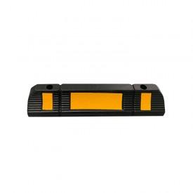Ogranicznik parkingowy kauczukowy 60 cm