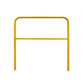 Bariera U12A żółta Ø48,3x1500 mm