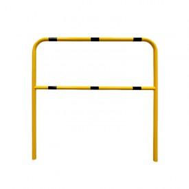 Bariera U12A żółto-czarna Ø48,3x1500 mm