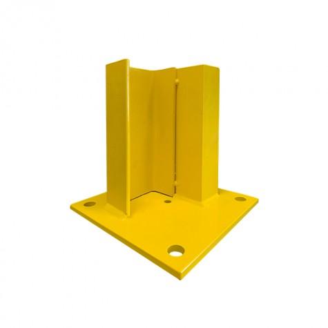 Uchwyt typ T wys. 40 cm do odbojnic drewnianych