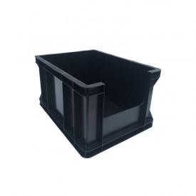 Pojemnik magazynowy z oknem inspekcyjnym wym. 400x300x220 mm
