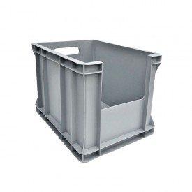 Pojemnik magazynowy z oknem inspekcyjnym wym. 400x300x270 mm