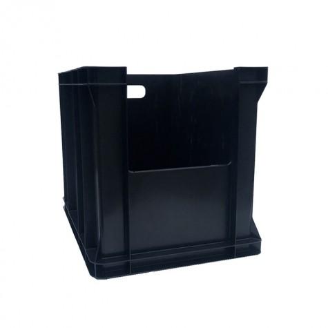Pojemnik magazynowy z oknem inspekcyjnym wym. 400x300x320 mm