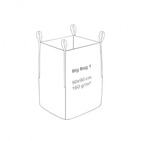 Worki Big Bag 1 - do 1000 kg