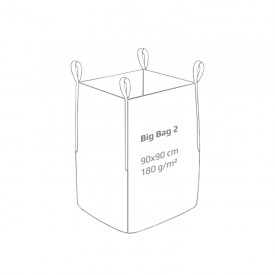 Worki Big Bag 2 - do 1500 kg