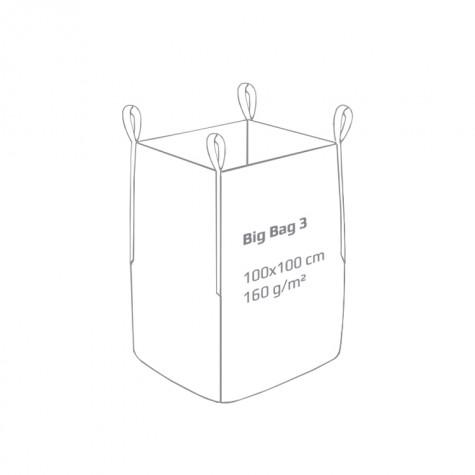 Worki Big Bag 3 - do 1000 kg