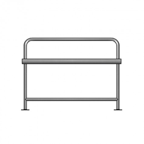 Podpórka, siedzisko szer. 1500 mm