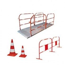 Wyposażenie placów budowy