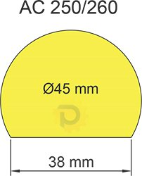 Profile ostrzegawcze, profile ochronne, pianki ochronne